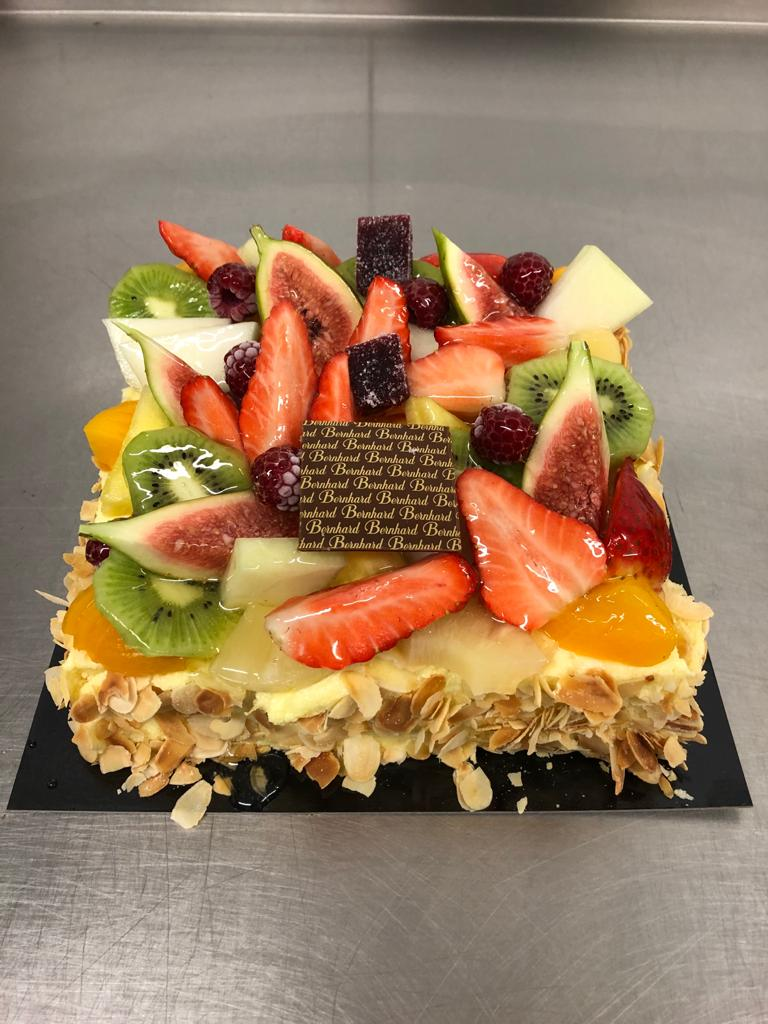 Pave aux fruits